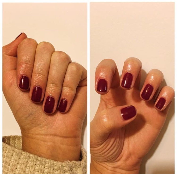 Manicures Pedicures Traditional And Gel Inskin Manchester