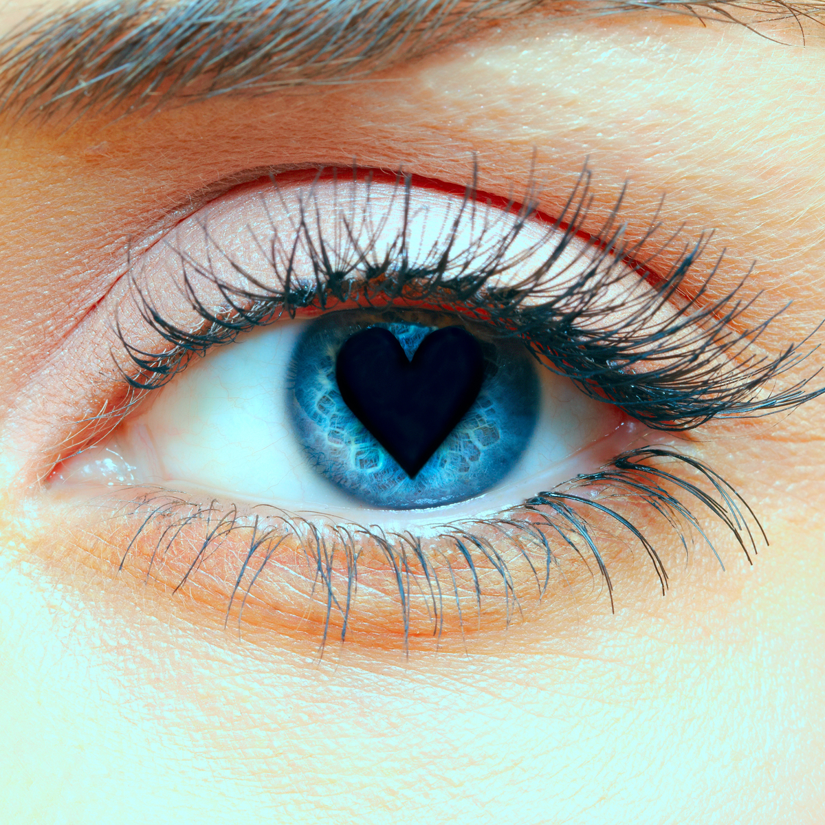 Old and tired looking eyes? Fall back in love with them